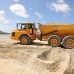 עבודות עפר, קידוחים ובטון
