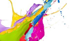 צביעה בצבעים תעשייתיים